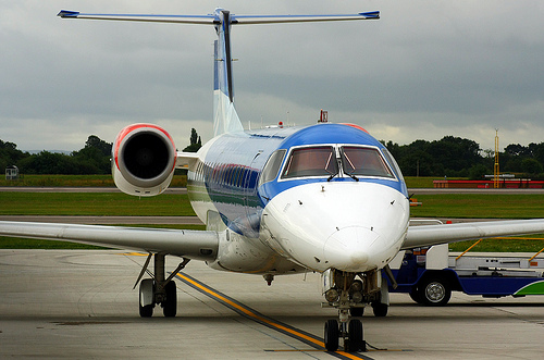 Picture of a Regional Jet