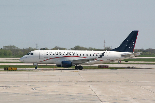 Picture of Republic Jet