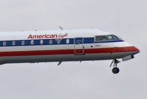 Skywest Starts American Eagle Service