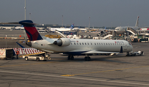 Delta Orders Two-Class Bombardier Regional Aircraft